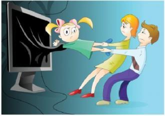 Картинки по запросу вплив мультфільмів на психіку дитини